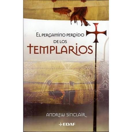 PERGAMINO PERDIDO DE LOS TEMPLARIOS EL