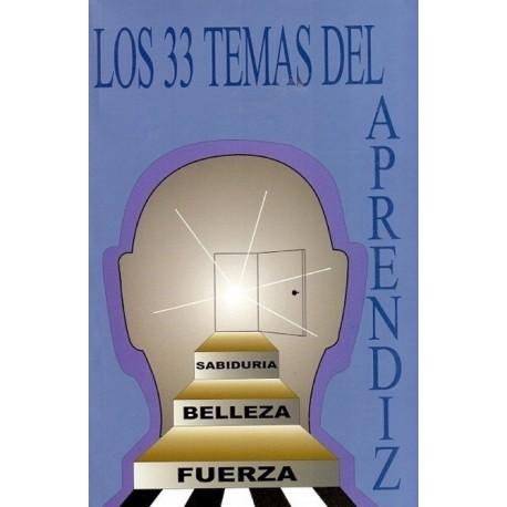 33 TEMAS DEL APRENDIZ LOS