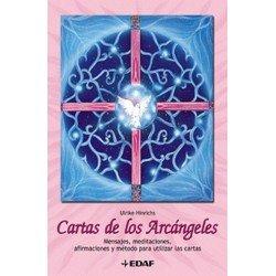 CARTAS DE LOS ARCANGELES (kit cartas más libro)