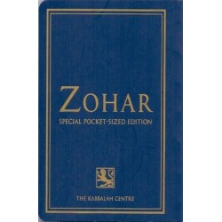 THE ZOHAR . Special Pocket-sized Edition