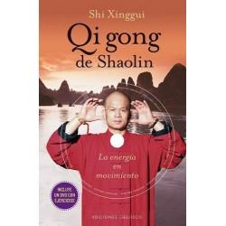 QI GONG DE SHAOLIN . La Energía en Movimiento. incluye DVD