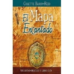 MAPA ENCANTADO EL (LIBRO Y CARTAS)