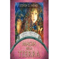 MAGIA DE LA TIERRA (LIBRO Y CARTAS)
