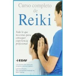 CURSO COMPLETO DE REIKI. Editorial Edaf