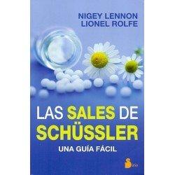 SALES DE SCHUSSLER LAS