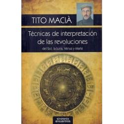 TECNICAS DE INTERPRETACION DE LAS REVOLUCIONES
