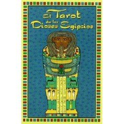 TAROT DE LOS DIOSES EGIPCIOS (mazo de cartas)