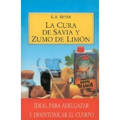 CURA DE SAVIA Y ZUMO DE LIMON ED REV