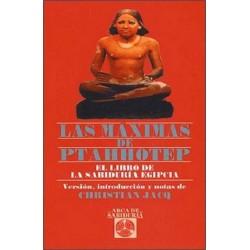 MAXIMAS DE PTAHHOTEP LAS