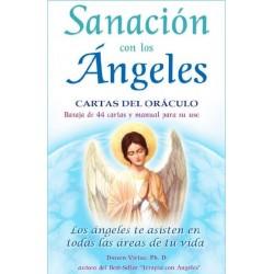 SANACIÓN CON LOS ÁNGELES. Cartas del Oráculo