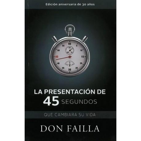 PRESENTACION DE 45 SEGUNDOS LA