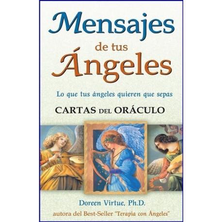 MENSAJES DE TUS ANGELES . Cartas del Oráculo
