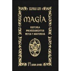 MAGIA historia procedimientos ritos y misterios