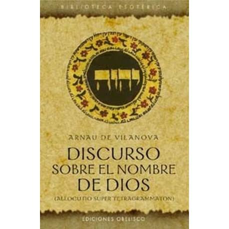 DISCURSO SOBRE EL NOMBRE DE DIOS