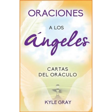 ORACIONES A LOS ANGELES. Cartas del Oráculo