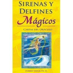 SIRENAS Y DELFINES MAGICOS CARTAS ORACULO
