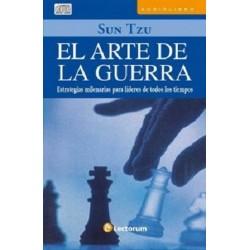 ARTE DE LA GUERRA EL . Audiolibro