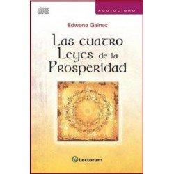CUATRO LEYES DE LA PROSPERIDAD LAS . Audiolibro