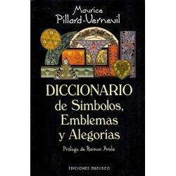 DICCIONARIO DE SIMBOLOS EMBLEMAS Y ALEGORIAS