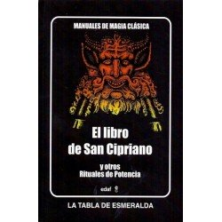 LIBRO DE SAN CIPRIANO EL