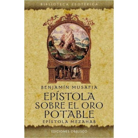 EPISTOLA SOBRE EL ORO POTABLE