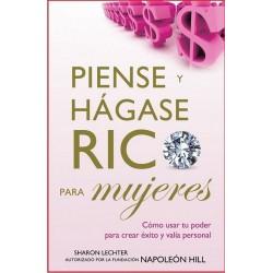 PIENSE Y HÁGASE RICO PARA MUJERES