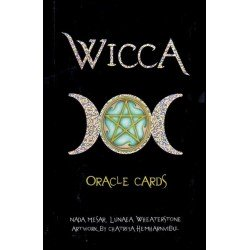 WICCA CARTAS ORACULO