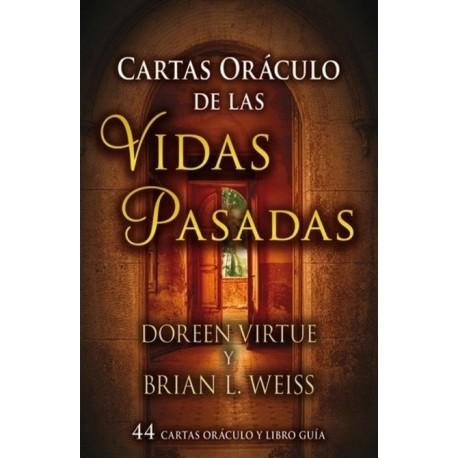 CARTAS ORÁCULO DE LAS VIDAS PASADAS (Libro y Cartas)