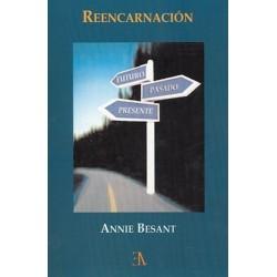 REENCARNACIÓN Annie Besant