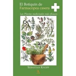 BOTIQUÍN DE FARMACOPEA CASERA EL
