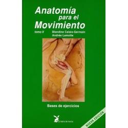 ANATOMÍA PARA EL MOVIMIENTO TOMO II
