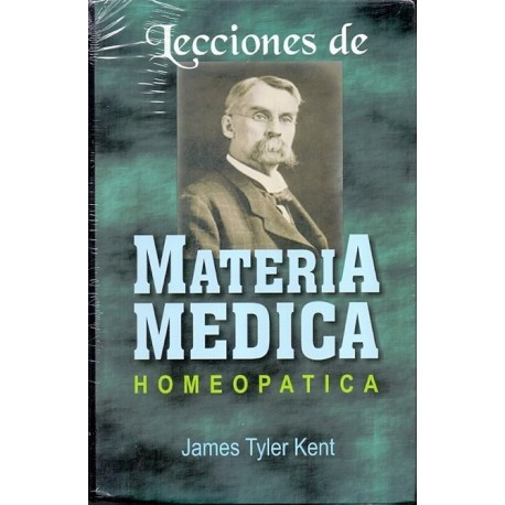 LECCIONES DE MATERIA MEDICA HOMEOPATICA TOMO I Y 2