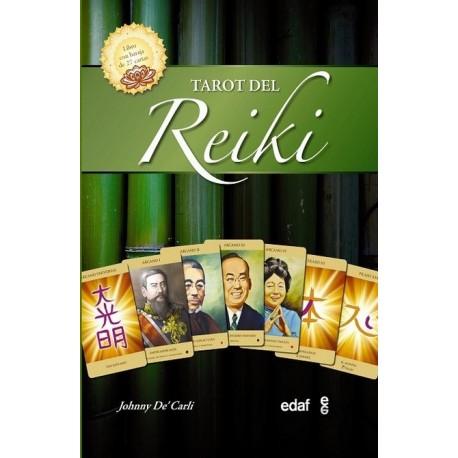 TAROT DEL REIKI (Libro más cartas)