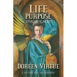 LIFE PURPOSE ORACLE CARDS .Oráculo propósito de la vida