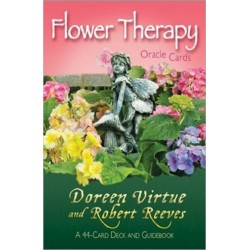 FLOWER THERAPY ORACLE CARDS. Oráculo Terapia floral
