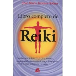 LIBRO COMPLETO DE REIKI. Formato grande