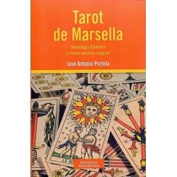 TAROT DE MARSELLA libro