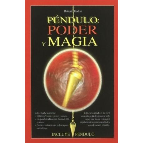 PENDULO PODER Y MAGIA. KIT