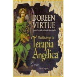 MEDITACIONES DE TERAPIA ANGÉLICA - (CD)