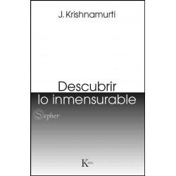 DESCUBRIR LO INMESURABLE