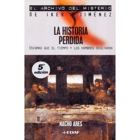 HISTORIA PERDIDA LA