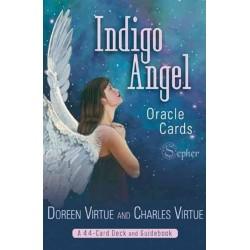 ÍNDIGO ÁNGEL ORÁCLE CARDS