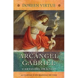 ARCÁNGEL GABRIEL. CARTAS DEL ORÁCULO
