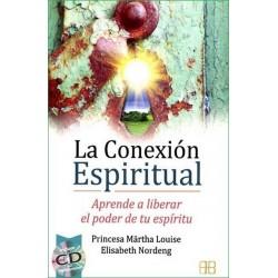 CONEXIÓN ESPIRITUAL LA. (Incluye cd)