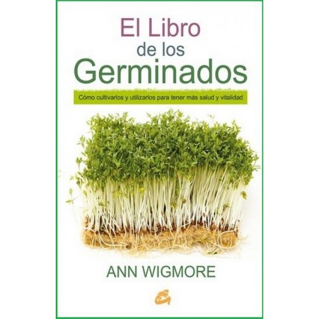 LIBRO DE LOS GERMINADOS EL