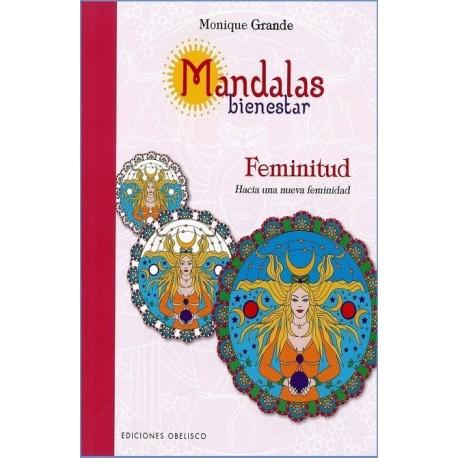 MANDALAS BIENESTAR. FEMINITUD