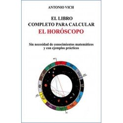 LIBRO COMPLETO PARA CALCULAR EL HORÓSCOPO EL