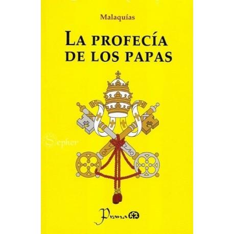 PROFECÍA DE LOS PAPAS LA