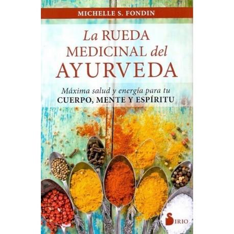 RUEDA MEDICINAL DEL AYURVEDA LA