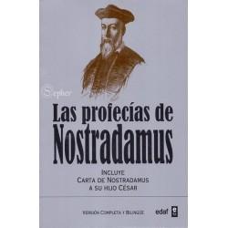PROFECÍAS DE NOSTRADAMUS LAS